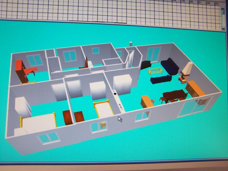 La construction avec habitat concept de neuville st r my for Meubles sweet home 3d